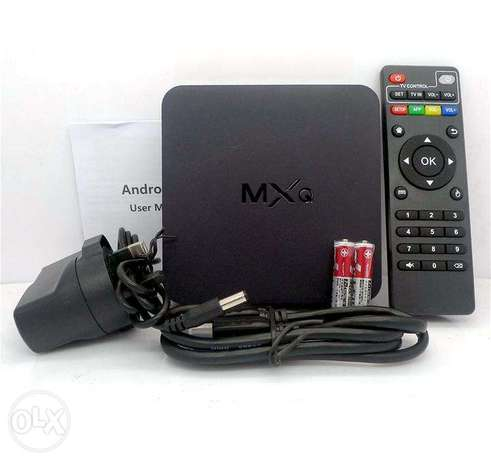 android box Built in wifi lan HDMI New BOX Wrranty Expire Only