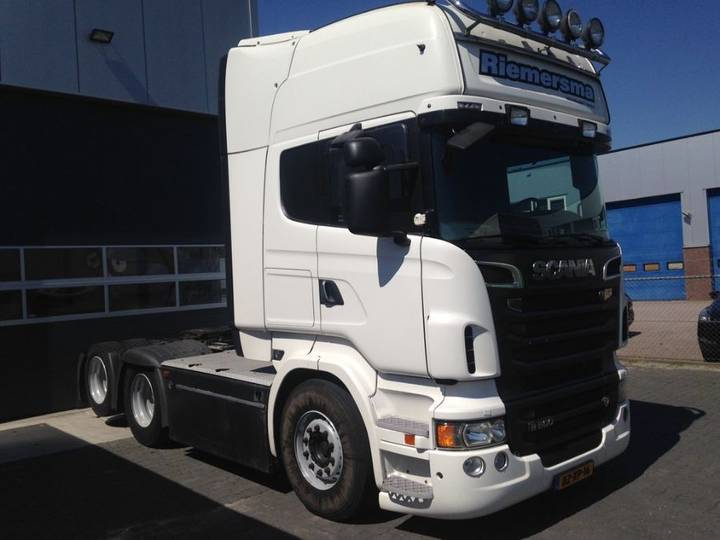 Scania R500 King O/t Road 6x2 Bougie - 2012