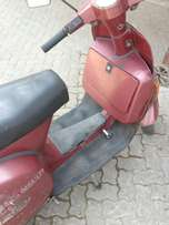 Scooter vespor