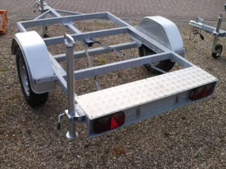 snelverkeer aanhangers (voor ibc tank) chassis