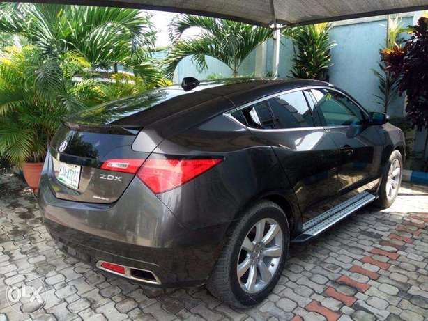 Acura ZDX for Hire or Lease Port Harcourt - image 2
