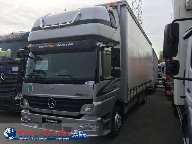 Mercedes-Benz atego 1229L - 2009