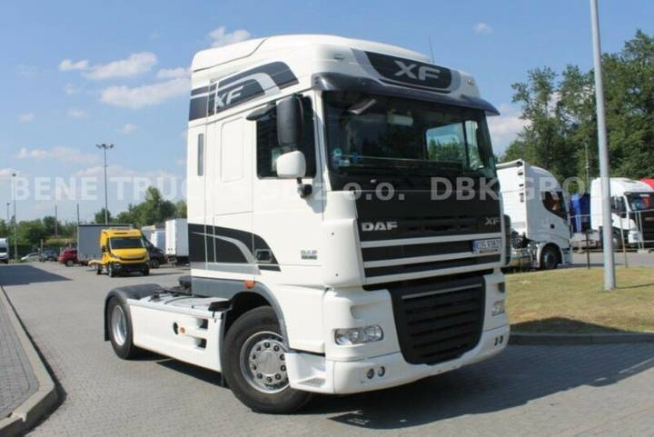 DAF FT XF 105 460 SPACE CAB AUTOMAT 2013 EURO 5 - 2013