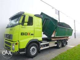 Volvo Fh13.480 6x4 Dumper Euro 5 - To be Imported