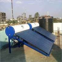 solar water heater engineers say no to cold showers