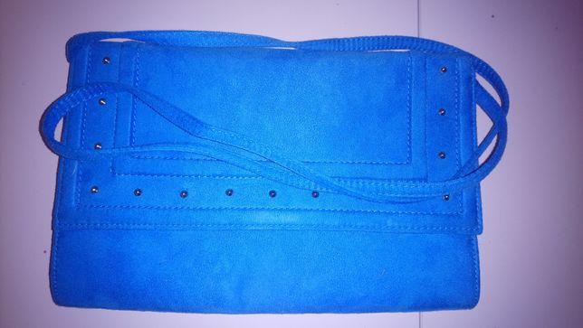 f8178b012fbda Piekna turkusowa torebka wizytowa Suchedniów - image 1
