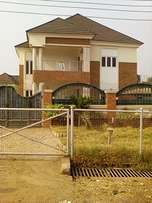 Abacha Road Abuja /Keffi express Duplex up for grab.