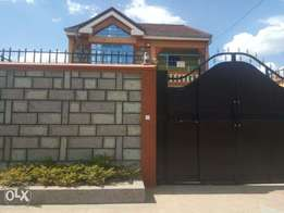 Maisonette in Sosian Estate for Sale,Well furnished.