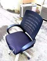 Imported ventilated office chair