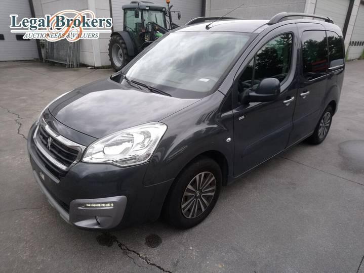 Peugeot Partner Tepee 1.6 HDi - Stationwagen