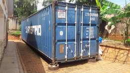 shipping Container 40feet at 12M