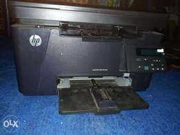 3 in 1 HP Laser Jet Printer Pro MFP M125nw (copy, print and scan)