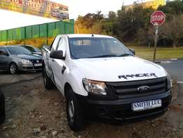 2012 ford ranger 2.2 tdci 4*4 single cab