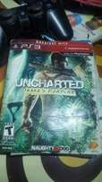 Ps3 uncharted Drake fortune for sale  Moro