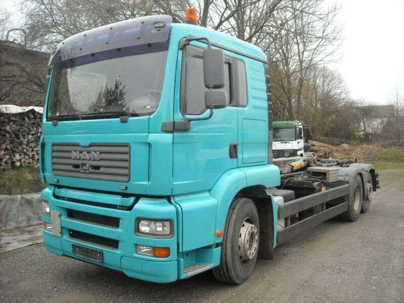 Продается MAN TGA 26 440, EURO 4, 6x2 NL, Tüv 05/2020 - 2006   Tradus