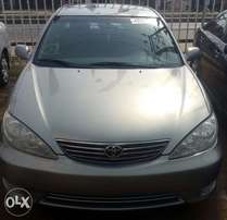 Toyota camry 2006 Tokunbo