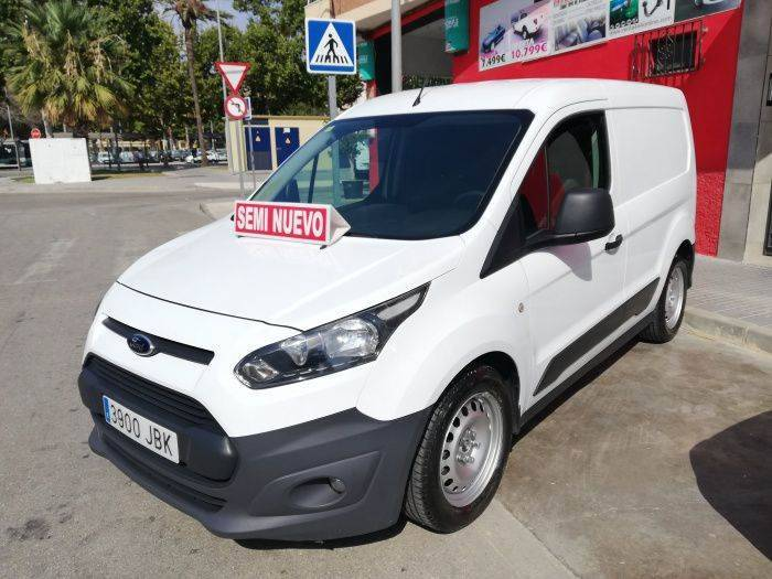 Ford Connect Comercial Ft 200 Van L1 Trend 75 - 2015