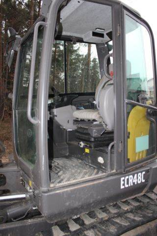 Volvo Ecr48c - 2014 - image 13