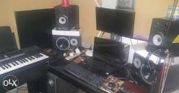 Studio equipment for sale