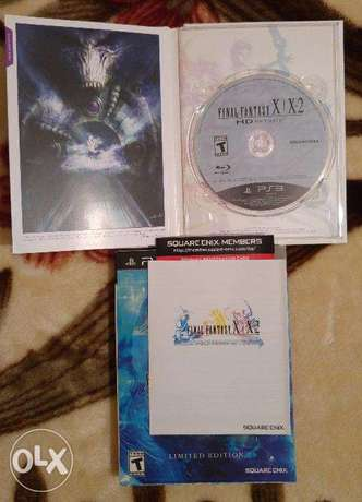 Final Fantasy X | X-2 HD Limited Edition with Artbook الصالحية -  3