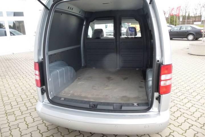 Volkswagen Caddy 1.6 TDI Kasten KLIMA SHZ TOP Zust. - 2015 - image 15