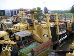 Caterpillar D8L - To be Imported