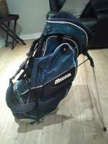 Mizuno stand and carry bag, price reduced