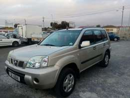 Nissan Xtrail 2.0 manual 2005 on special sale R79500