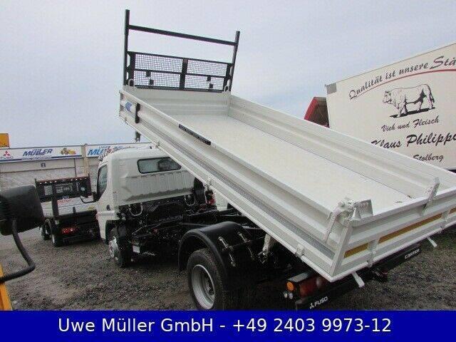 Fuso Canter 7 C 15 MEILLER Kipper 4000 x 2000 mm - 2019
