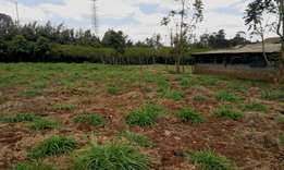 50x100 Plot for sale at Kamangu! 900meter from the tarmac!