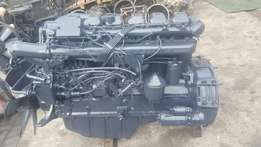 Scania Dsc9-11,9-12,9-13 complete engines