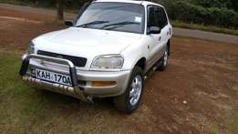 Toyoto Rav4 on Sale