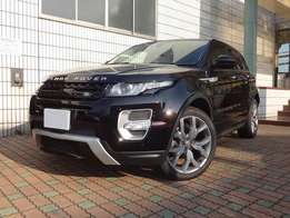 Range Rover Evoque 35million inclusive of Road Costs