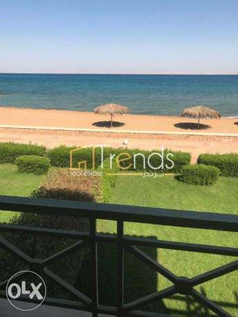 175m Fully Furnished Chalet 1st Row in La Vista 3 with Direct Sea view
