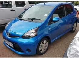 Toyota Aygo 1.0 Fresh for sale