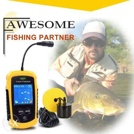 Fish finder sonar كاشف السمك
