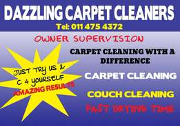 Dazzling Carpet Cleaners