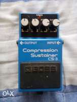 Boss Compressor Sustainer