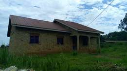 Well planned shell house for sale in Bweyogerere-kiwanga at 70m
