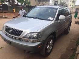 Super Clean RX300 Lexus 1999 available for just N1.850m Only