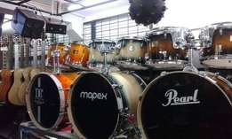 Drumset good quality and durable