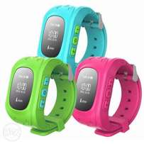 Q50 kids smartwatch with gps tracking+calling