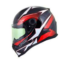New Spirit helmets