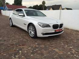 2010 BMW 750i Auto,very low kilos only 57000 kms,Like new