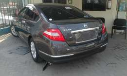 Nissan teana 2009 model on sale