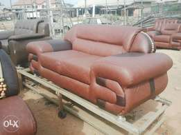 complete set of leather sofa