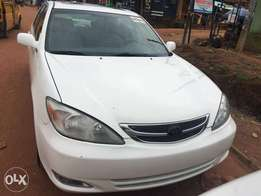 Clean Toks Toyota camry