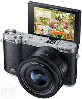 Samsung NX3000 Wireless Smart 20.3MP Mirrorless Digital Camera 16-50mm