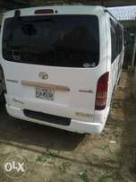 Toyota Hiace bus for sale.Gear is automatic.