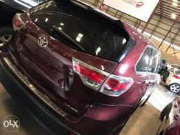 bought brand new Toyota Highlander 2015